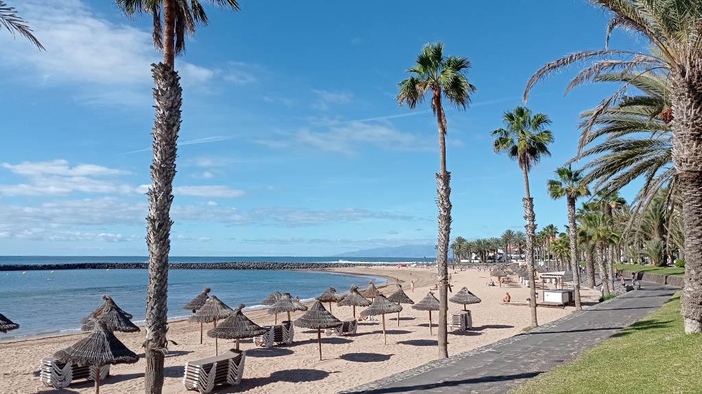 Playa del Camison - Teneriffa, Spanien - Fitnessurlaub für Reiseathleten