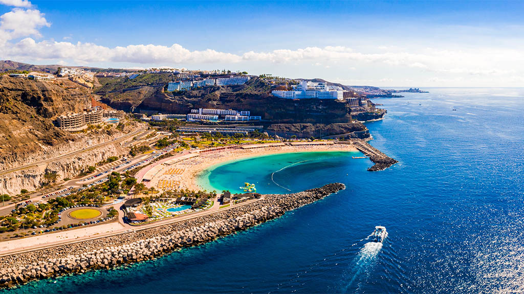Fitnessurlaub Gran Canaria, Spanien - Fitnessreisen für Reiseathleten - Puerto Rico