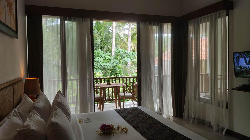 Purana Boutique Resort Ubud Bali - Fitnessurlaub Bali - Fitnessreisen für Reiseathleten