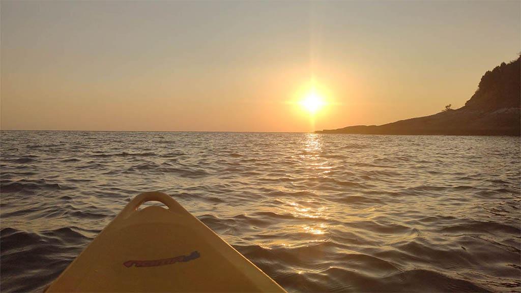 Sonnenuntergang am Promthep Cape - Fitnessurlaub Phuket - Thailand - Fitnessreisen für Reiseathleten