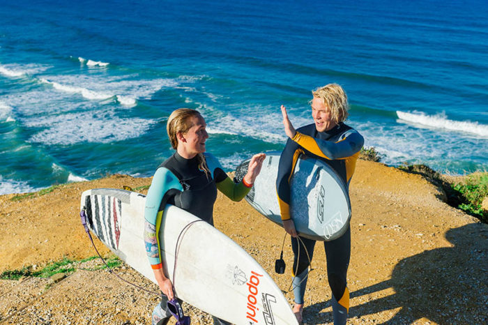 Surfen, Yoga & Fitness im Surfparadies Ericeira – Fitnessurlaub in Portugal