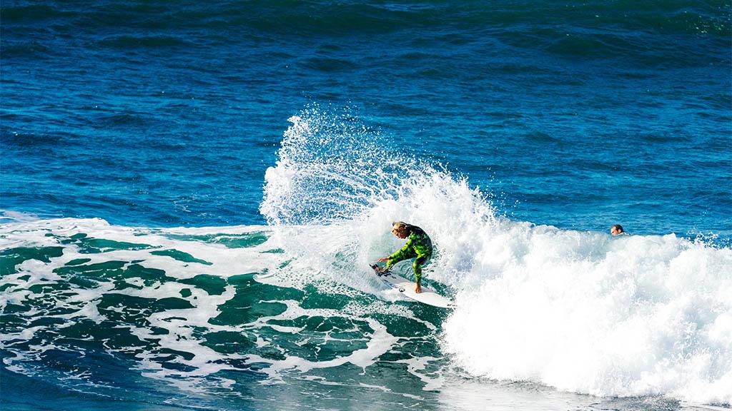 Level 3 Surfkurs - Surfen, Fitness und Yoga in Portugal - Surfcamp in Ericeira, Fitnessreise Portugal - Fitnessurlaub für Reiseathleten