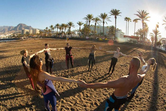 Surfen, Personal Training & CrossFit 27 an der Costa Adeje – Fitnessurlaub auf Teneriffa (Spanien)