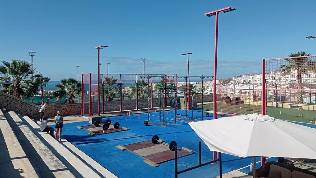 Tenerife Top Training - Crosstraining Fitnessurlaub auf Teneriffa - Fitnessreisen für Reiseathleten
