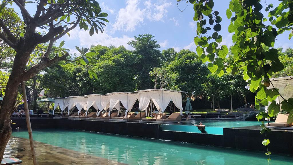 Titi Batu Club Ubud Bali - Fitnessurlaub Bali - Fitnessreisen für Reiseathleten