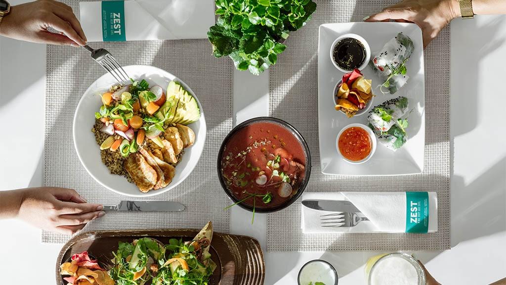 Zest - Gesunde Ernährung - Fitnessurlaub Portugal - Fitnessreisen für Reiseathleten